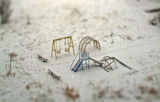 tilt shift 21 35 Awesome Examples of Tilt Shift Photography