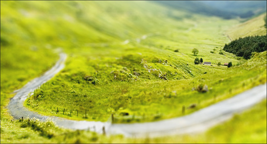 tilt shift 22 35 Awesome Examples of Tilt Shift Photography