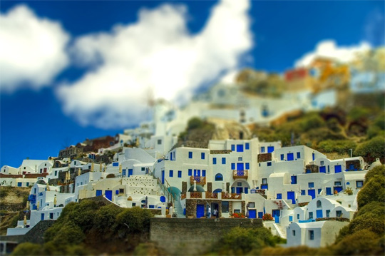 tilt shift 241 35 Awesome Examples of Tilt Shift Photography