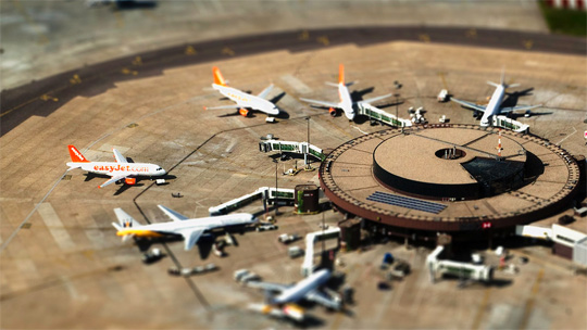 tilt shift 25 35 Awesome Examples of Tilt Shift Photography