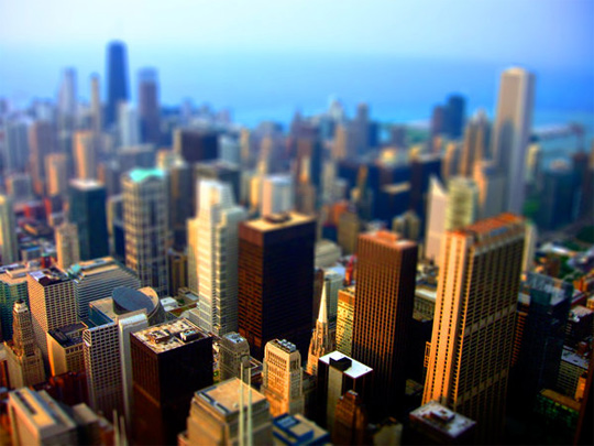 tilt shift 27 35 Awesome Examples of Tilt Shift Photography