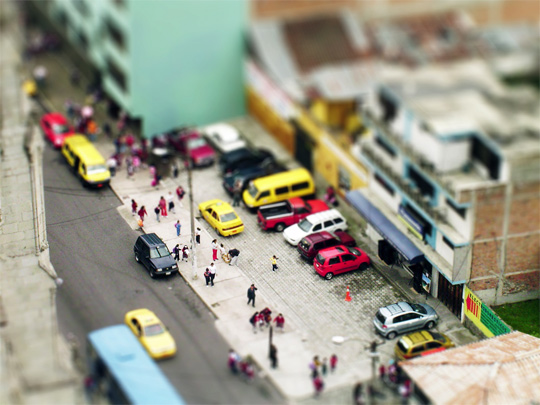 tilt shift 28 35 Awesome Examples of Tilt Shift Photography