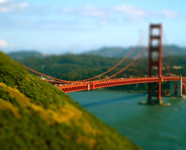 tilt shift 3 35 Awesome Examples of Tilt Shift Photography