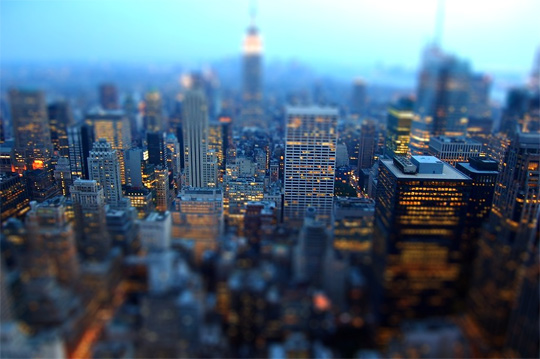 tilt shift 33 35 Awesome Examples of Tilt Shift Photography