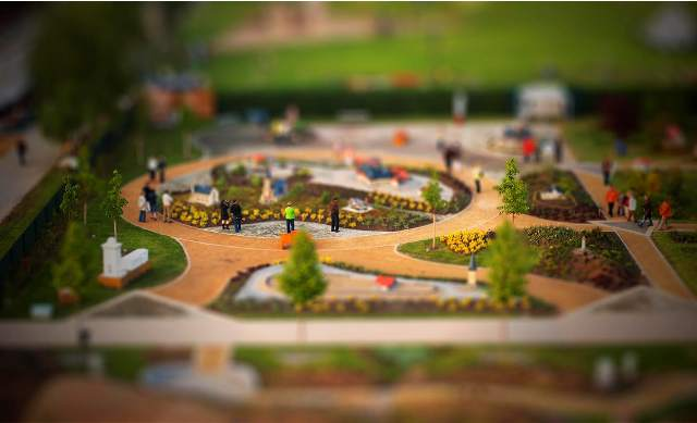 tilt shift 4 35 Awesome Examples of Tilt Shift Photography