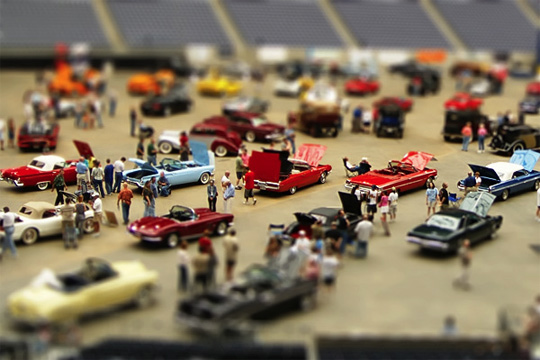 tilt shift 51 35 Awesome Examples of Tilt Shift Photography