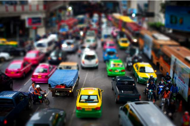 tilt shift 6 35 Awesome Examples of Tilt Shift Photography
