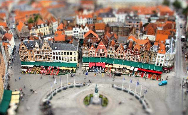 tilt shift 7 35 Awesome Examples of Tilt Shift Photography