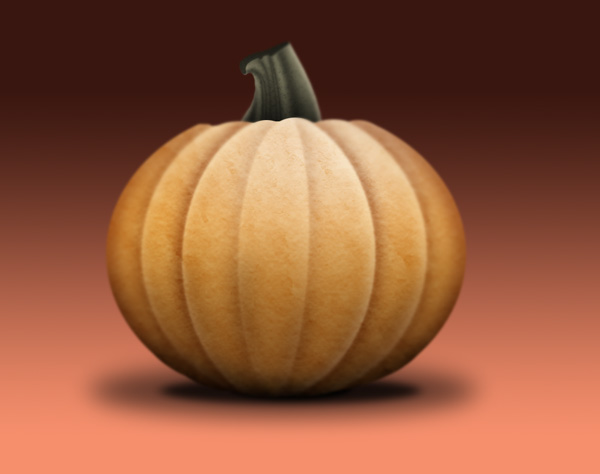 pumpkin 21 Fresh and Excellent Photoshop Tutorials from May 2010